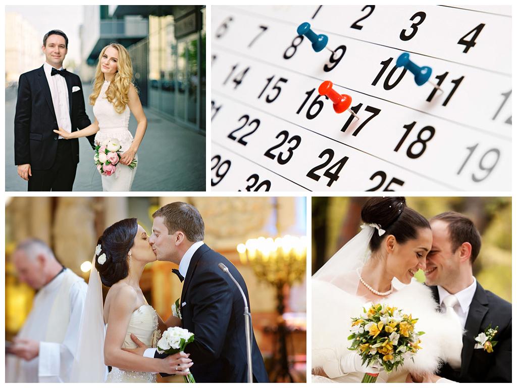 Смотреть Благоприятные дни для венчания в 2019 году видео