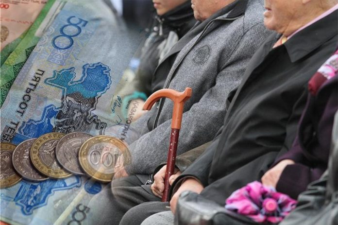 Повышение пенсии в 2019 году пенсионерам в Казахстане