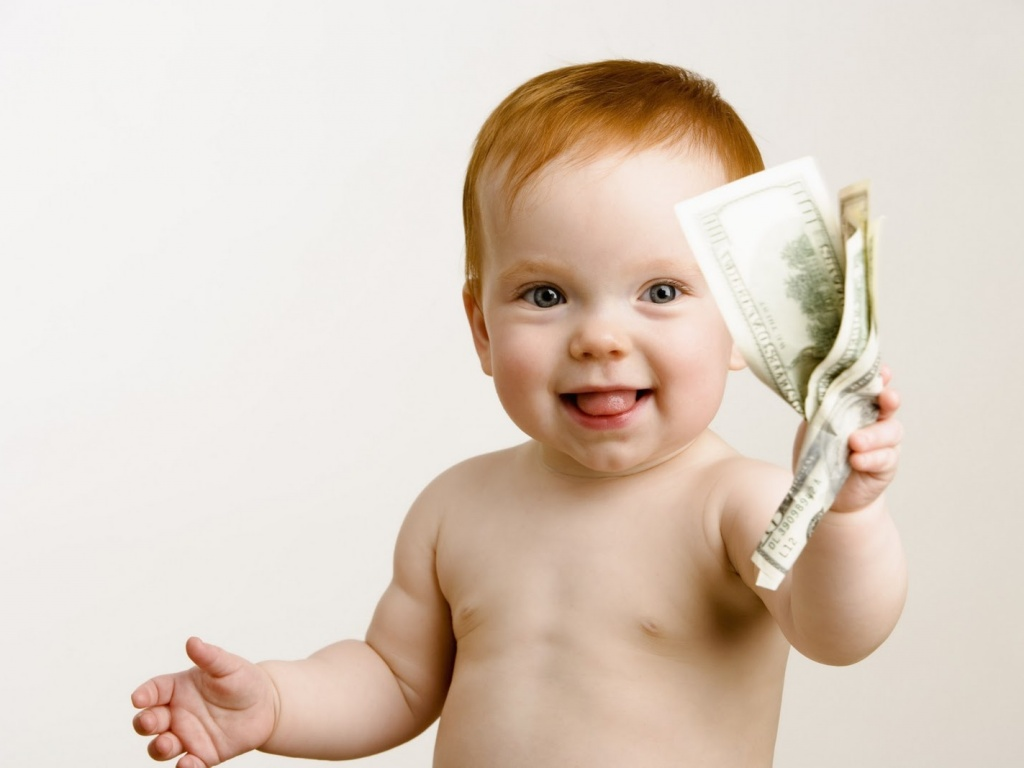 Выплаты за 1 ребенка в 2019 году. Последние новости новые фото