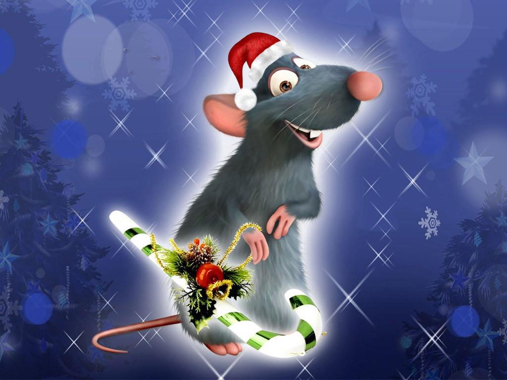 Открытки в год крысы