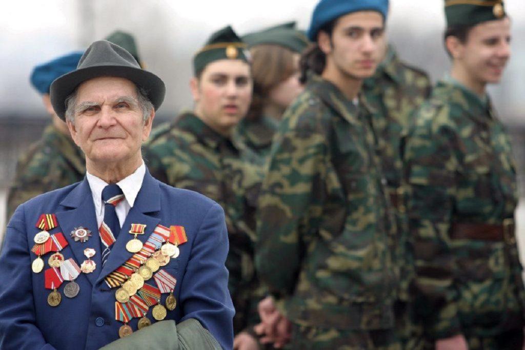 Военные пенсии 2019