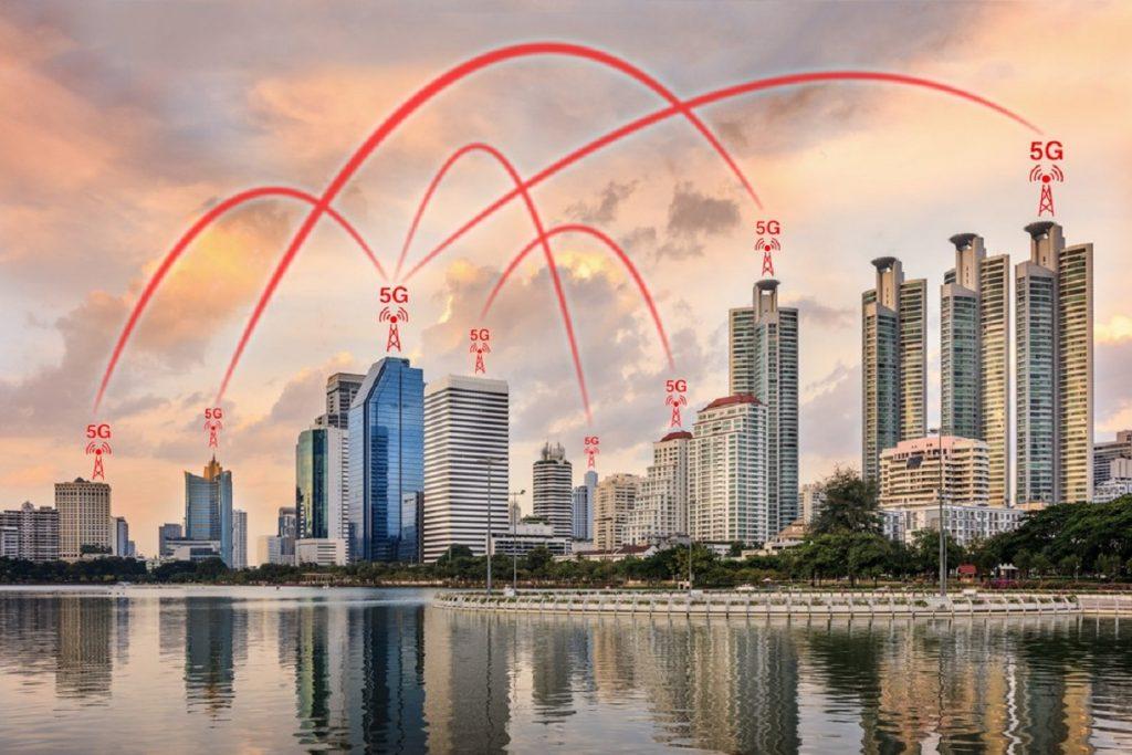 Запуск интернета 5G в 2019 году на территории России
