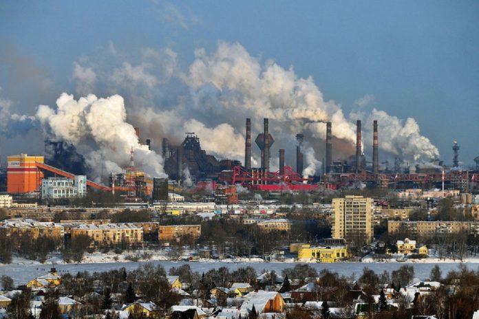 Самые грязные города России 2019 года