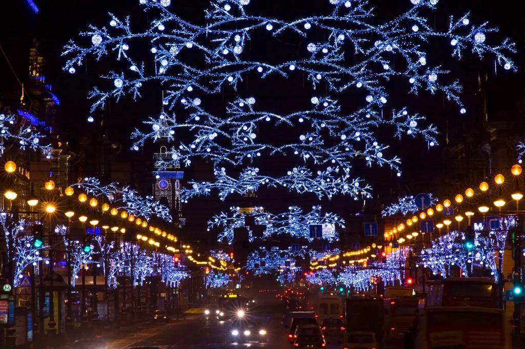 Новый год в Волгограде 2019