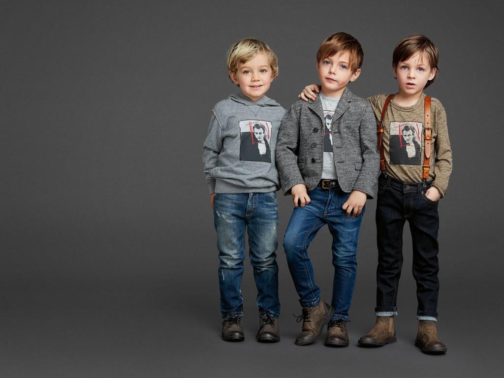 Мода для мальчиков 2019