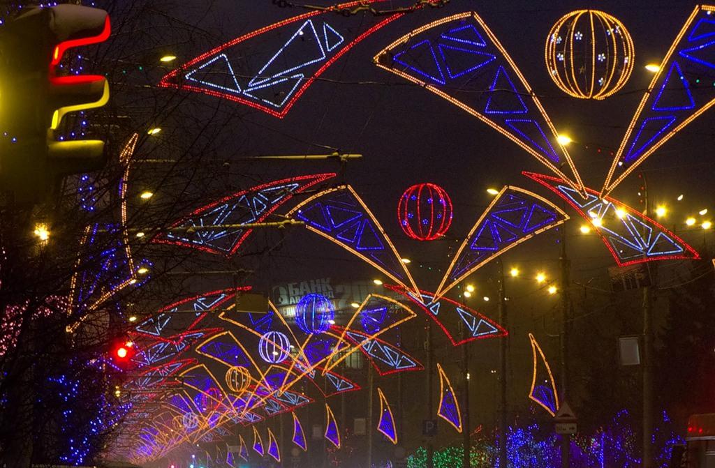 Новый год в Минске 2019: цены
