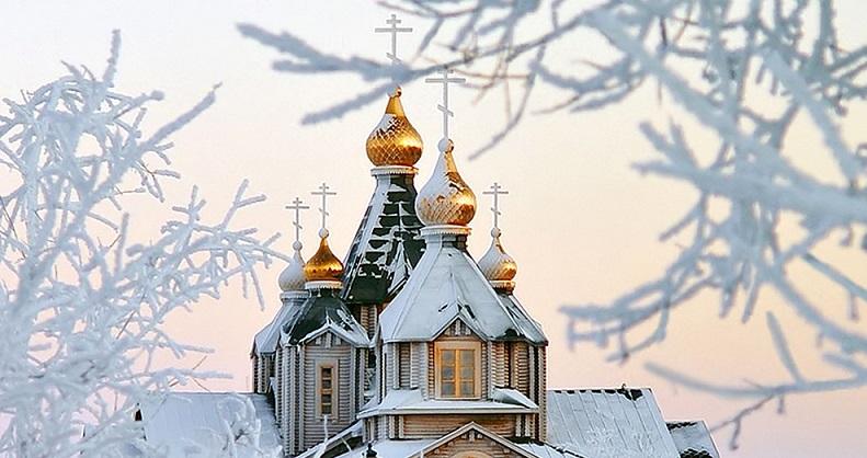 Новый год в Витебске 2019
