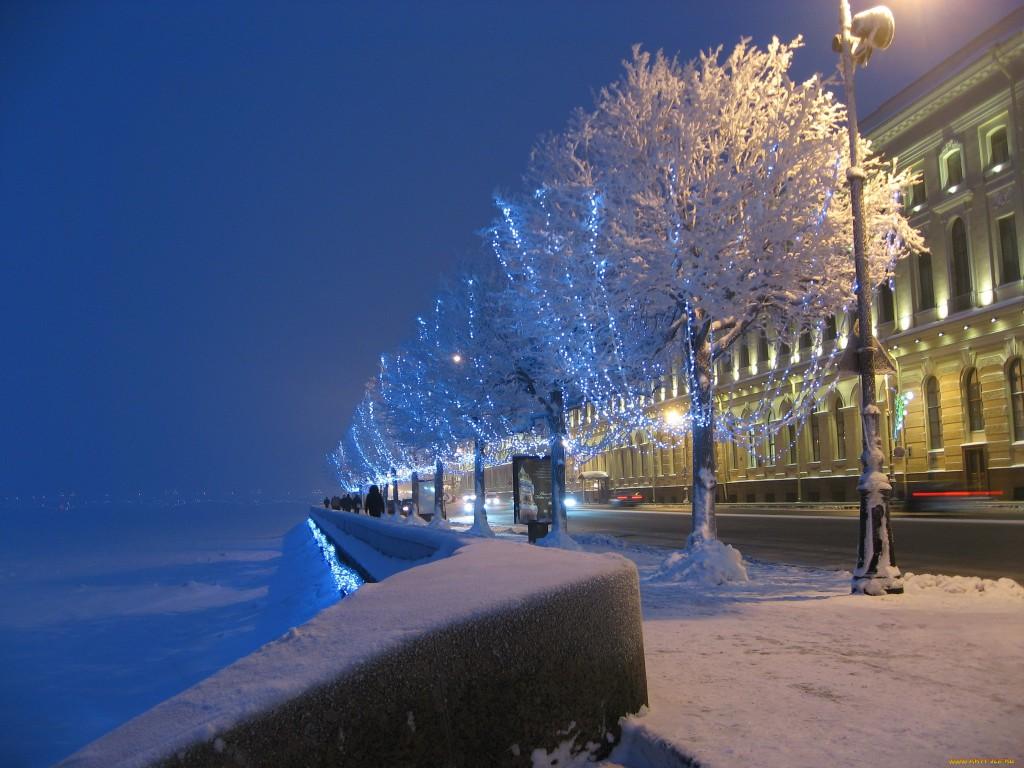 Новый 2019 год в Санкт-Петербурге картинки
