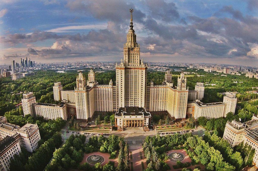 Рейтинг ВУЗов Москвы 2019 года