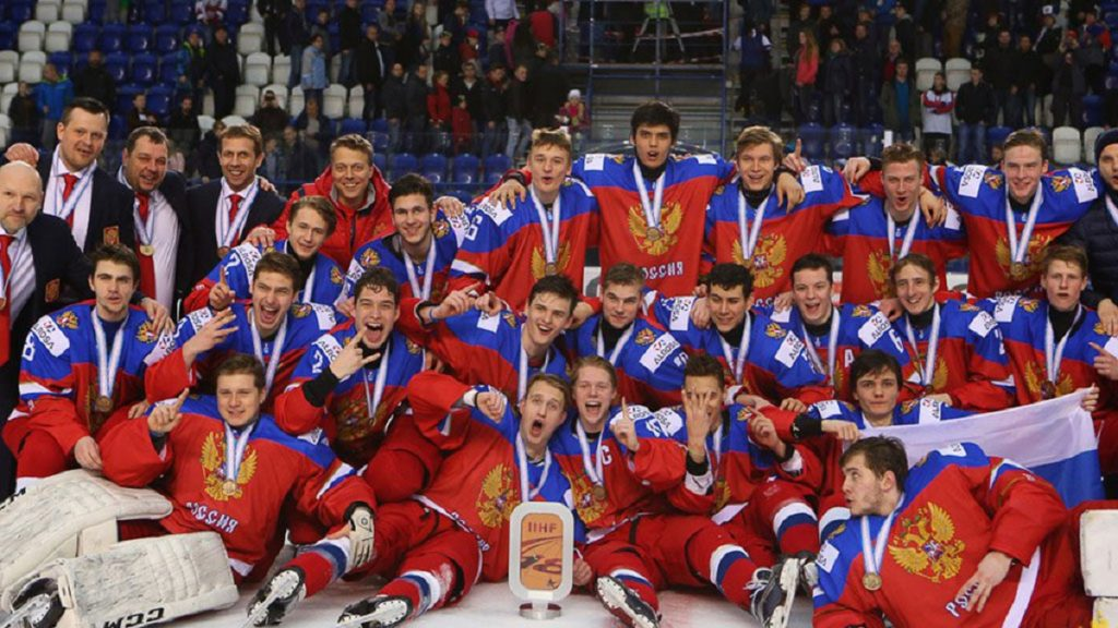 Рейтинг хоккейных сборных 2019