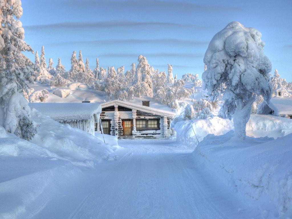 Новый год в Финляндии 2019 из Санкт-Петербурга