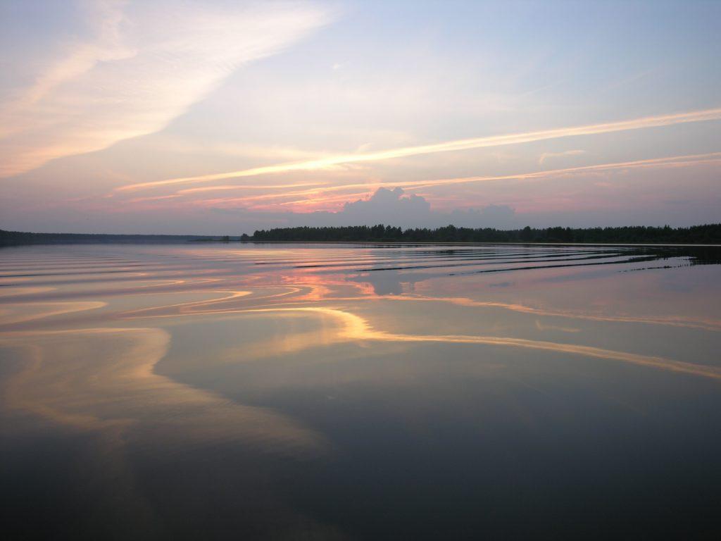 Отдых на Рыбинском водохранилище в 2019 году