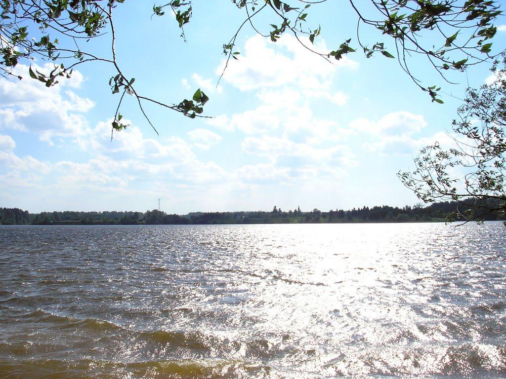 Отдых на Рузском водохранилище в 2019 году