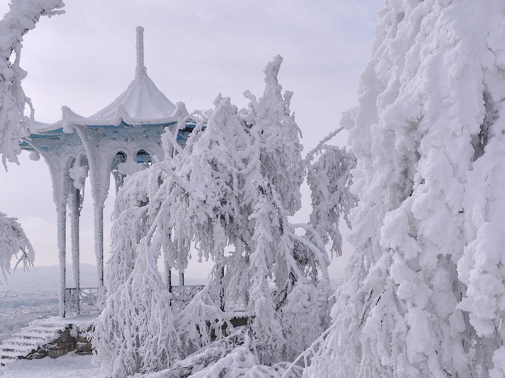Новый год в Пятигорске 2019
