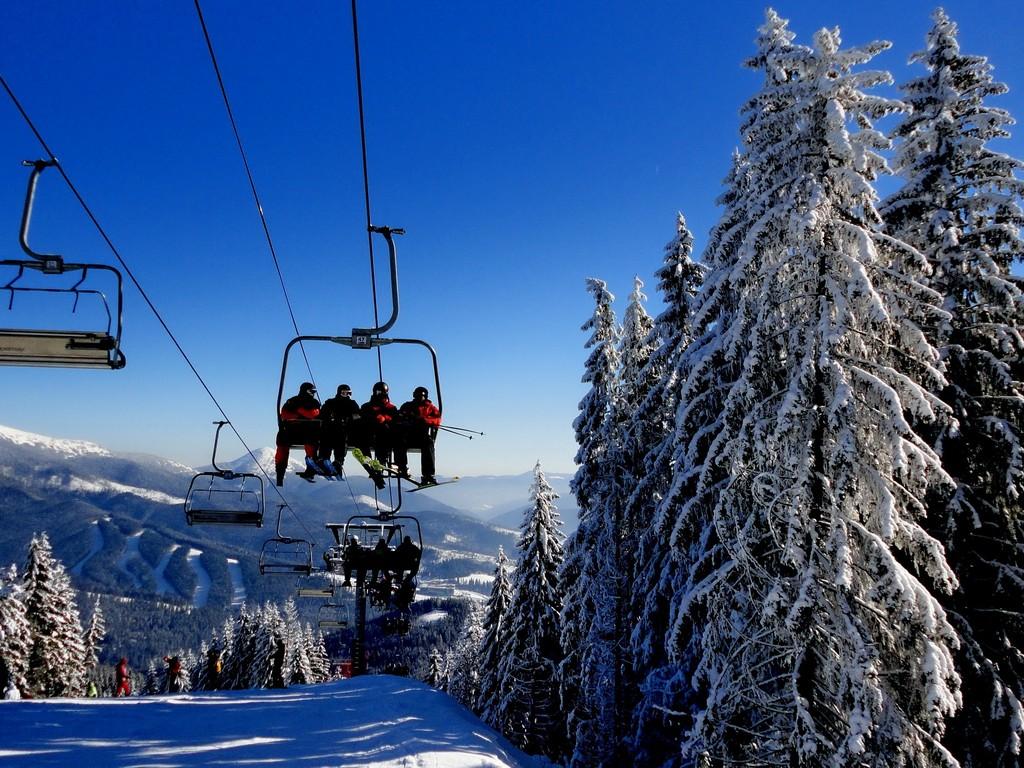 Отдых в горах на Новый год 2019
