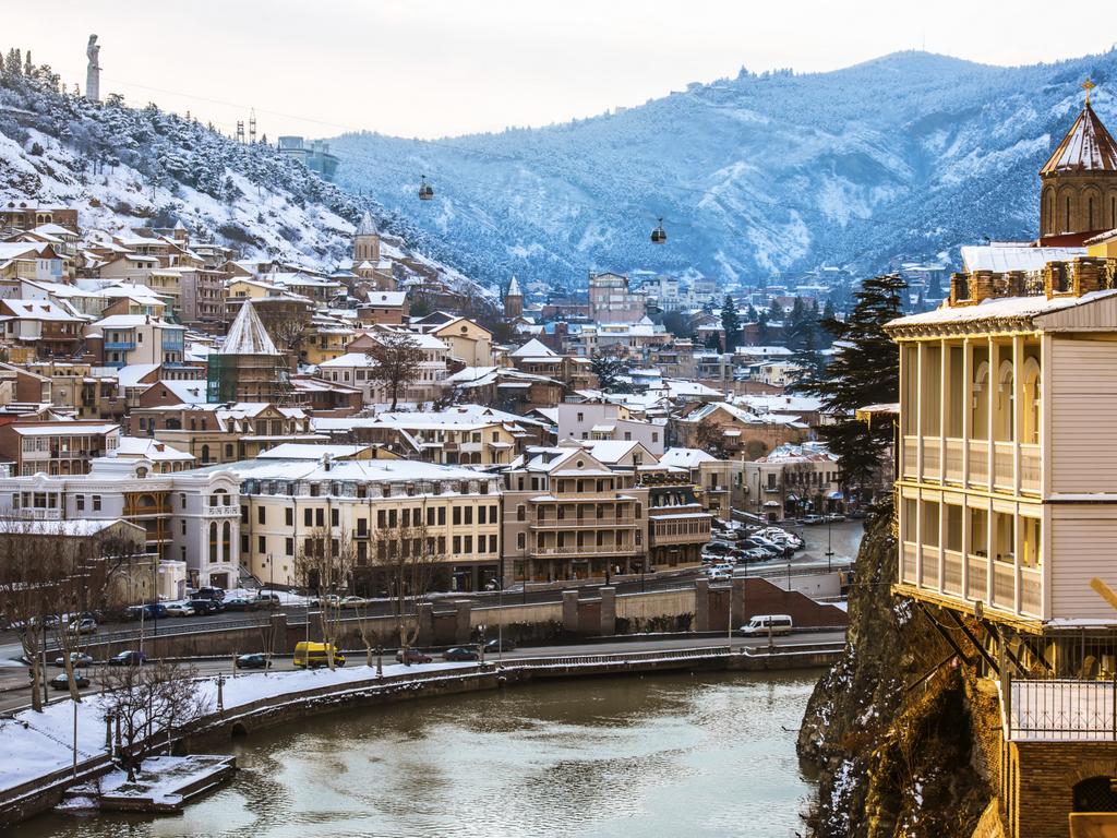 Новый год в Грузии 2019