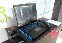 Новые геймерские ноутбуки Alienware уже можно купить в России