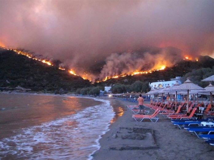 Пожары на популярном у россиян курорте унесли десятки жизней