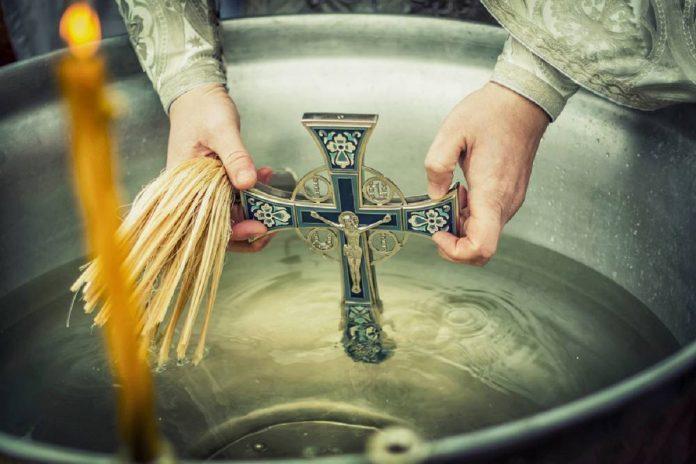 Крещение в 2019 году