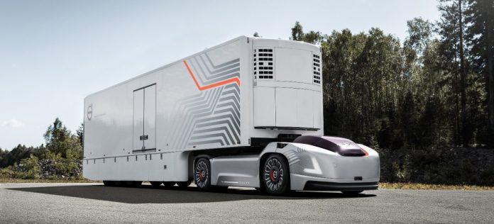 Volvo представила тягач будущего