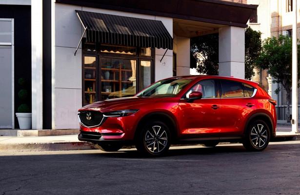 Mazda представила обновленный CX-5 с турбомотором