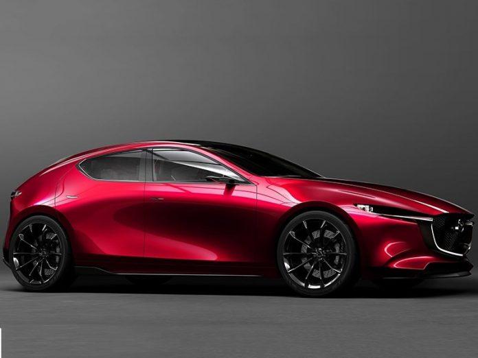 Новая Mazda3 будет представлена в ноябре