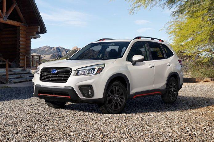 Новости: Subaru объявила цены на кроссовер Forester нового поколения