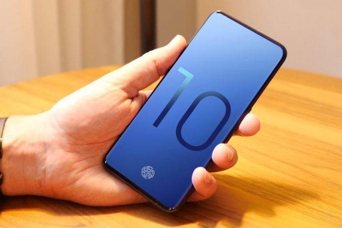 Samsung выпустит три версии Galaxy S10