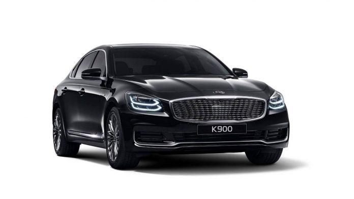 KIA раскрыла новые подробности о седане K900 для России