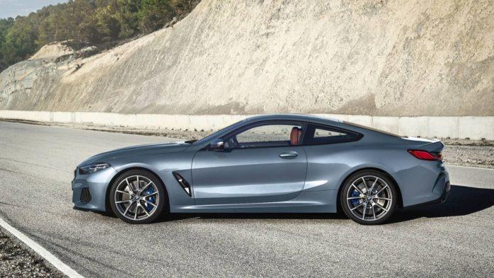 BMW 8 Series обойдется без двигателя V12
