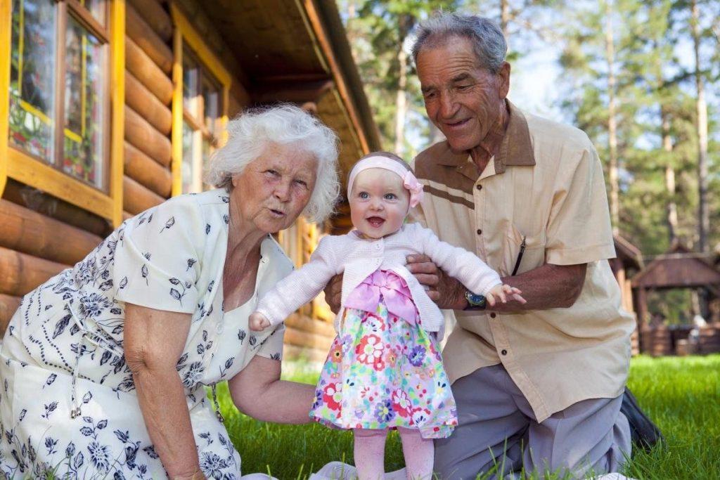 День бабушек и дедушек в России в 2017 году