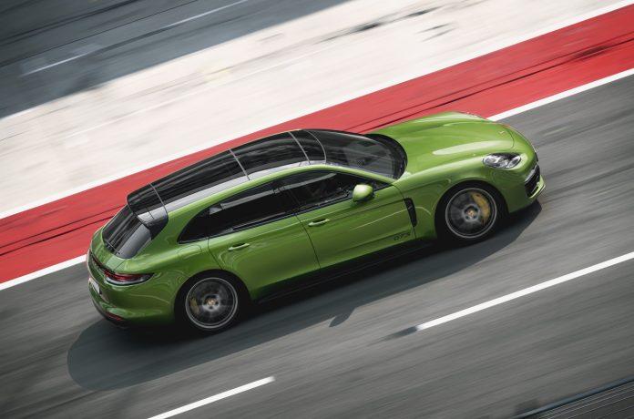 Представлены GTS-версии Porsche Panamera второго поколения