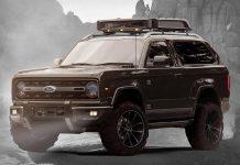 "Ford может заняться производством ""дефендероподобного"" внедорожника"