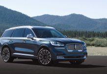 Lincoln показал конкурента BMW X5