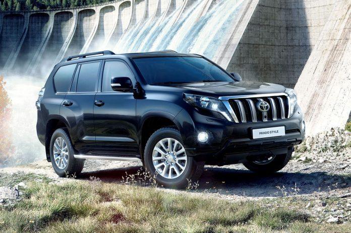 Toyota представила специальную серию Land Cruiser Prado Style