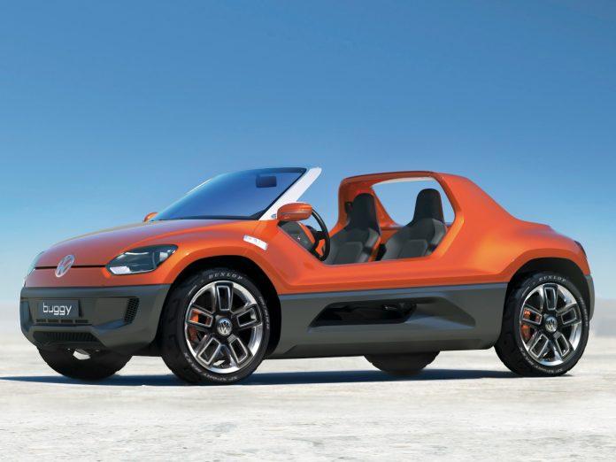 Volkswagen раскрыл внешность электрического багги