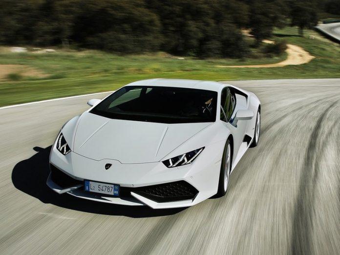 За прошлый год в России купили 70 Lamborghini