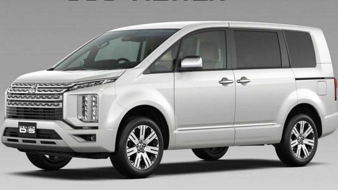 Mitsubishi показала в Токио супервнедорожную Delica D:5 нового поколения