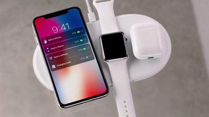 Apple выпустит беспроводную зарядку AirPower в 2019 году