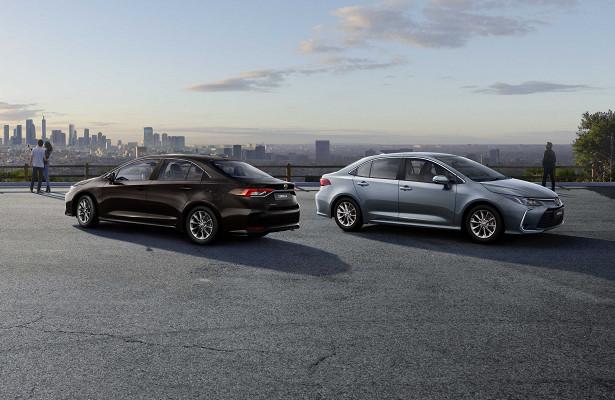 Новая Corolla появится в России в единственной версии