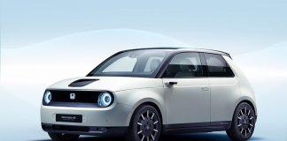 Honda разработала электромобиль с дизайном iPhone