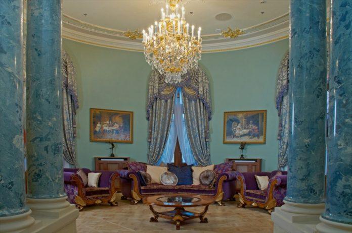 Назван самый дорогой отель в России