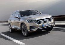 Volkswagen показал свой самый мощный дизельный кроссовер