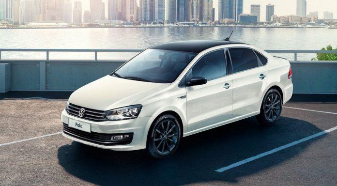 Российский Volkswagen Polo получил новую спецверсиюм
