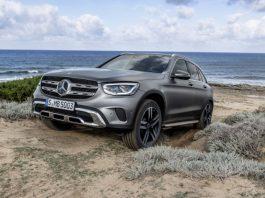 Обновленный Mercedes-Benz GLC: новая гамма двигателей и продвинутые электронные помощники
