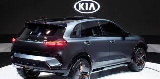 Kia привезет в Женеву стильный электрический шоу-кар