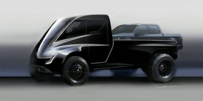 Новый электрический пикап Tesla Truck будет представлен летом
