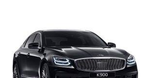 Kia раскрыла цену флагманского седана K900
