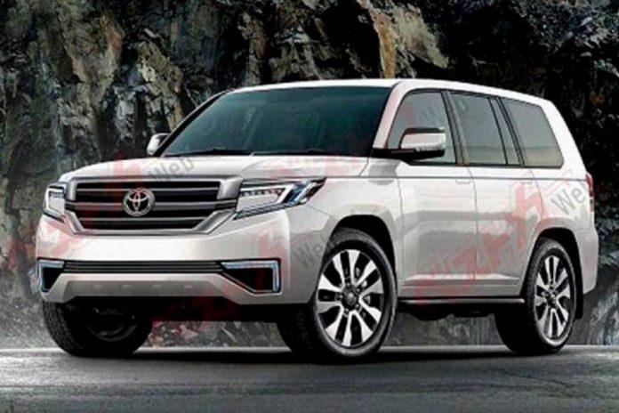 Новый Toyota Land Cruiser: первые сведения