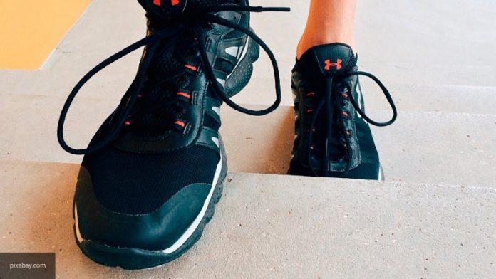 Кроссовки от компании Google